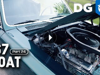 Functional Ram Air EFI + Rewired the Car! | 67 GTO [EP24]
