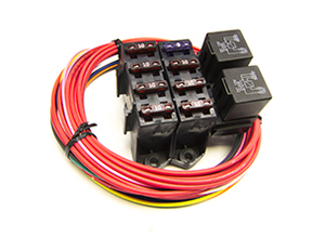 fuse blocks painless performance rh painlessperformance com Marine 12 Volt Terminal Block Telephone Wiring Block Ports