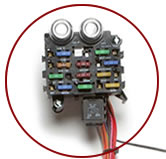 fuseblock cj7 painless wiring harness 1981 cj7 duraspark ii wiring harness painless universal wiring harness at bayanpartner.co