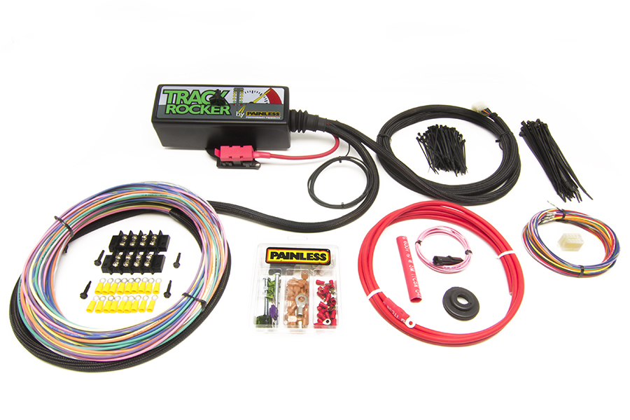 Track Rocker Full Product painless wiring