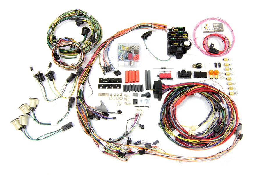 26 Circuit Direct Fit 1969 Camaro Harness | Painless PerformancePainless Wiring