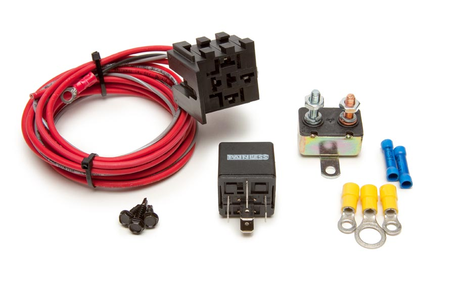 Electric Fan Relay Kit By Painless Performance
