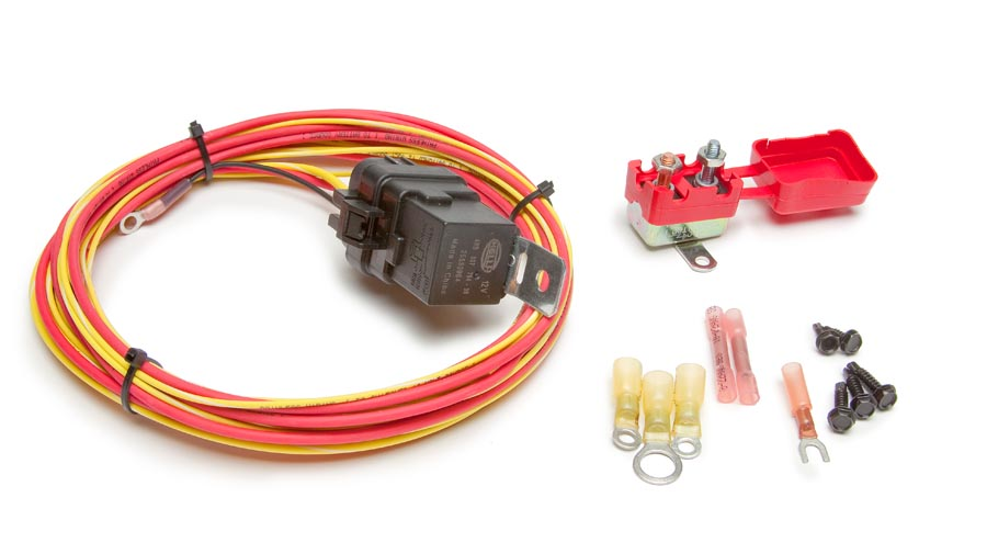 weatherproof fuel pump relay kit painless performance 2001 Mustang Wiring Harness weatherproof fuel pump relay kit by painless performance