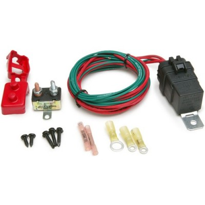 Weatherproof PCM Controlled Fan Relay Kit (Ground Activated) By Painless Performance