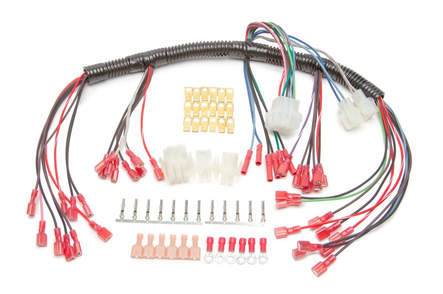 15 circuit customizable extreme off road harness painless performance Crawler Harness with Worm