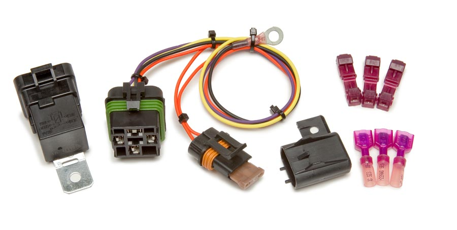 H-4 Headlight Relay Conversion Harness | Painless Performance on fan switch wiring diagram, ac switch wiring diagram, dimmer switch wiring diagram, electric fan thermostat wiring diagram,
