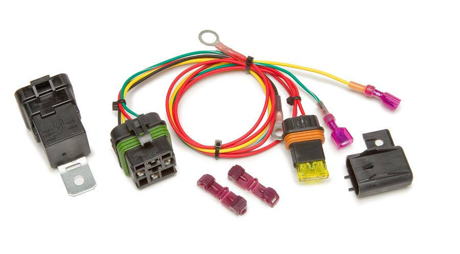 High Beam Headlight Relay Kit 2003-2006 GM fullsize trucks ... H Relay Gm Truck Wiring Diagram on