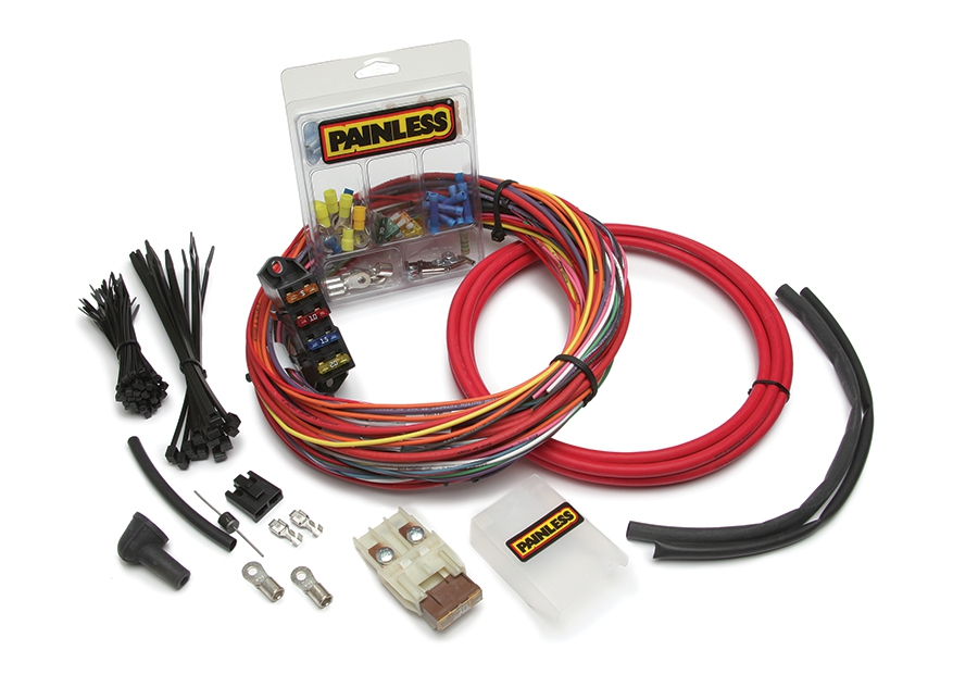 C.S.I.(Charge, Start, Ignition) Engine Harness By Painless Performance