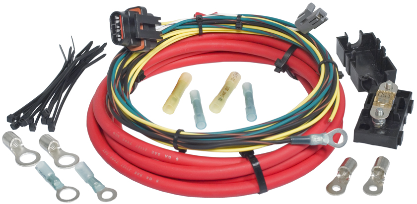 Ford 3G Alternator Harness By Painless Performance
