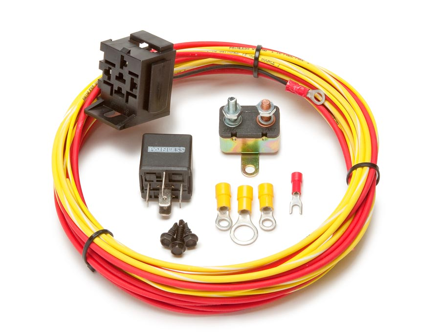 Fuel Pump Relay Kit By Painless Performance