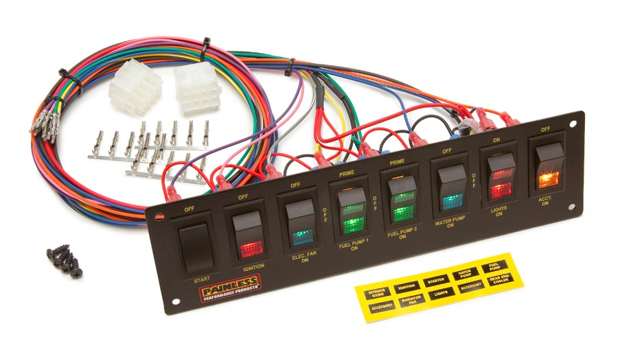 Painless Wiring Fuse Box - Schematics Wiring Diagrams •