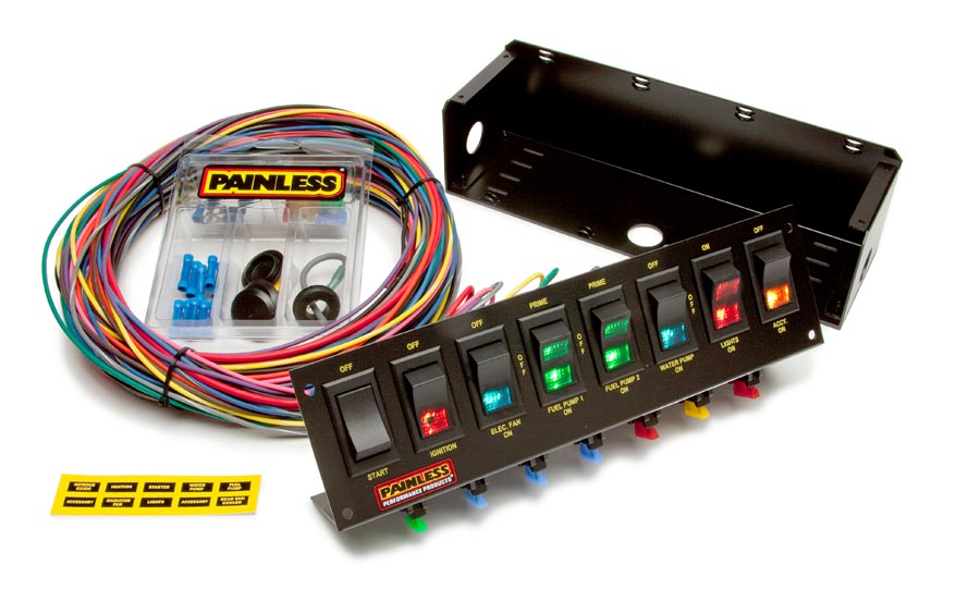 painless performance wiring diagram