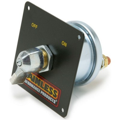 Master Disconnect Switch With Mounting Panel By Painless Performance