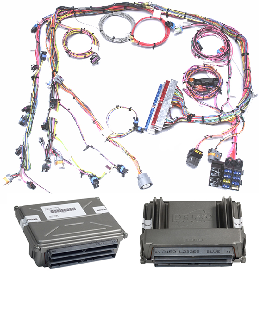 Painless 60217 Wiring Harness Diagram Free For You Jeep Kit W Pcm Performance Rh Painlessperformance Com Universal Cj5 Ignition