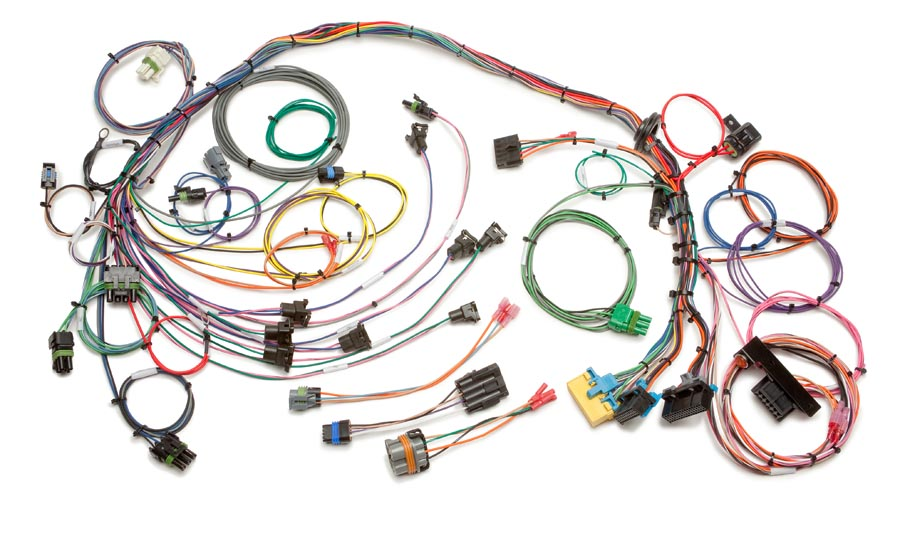 89 camaro tpi wiring diagrams 1985-89 gm v8 tpi harness (maf) std. length | painless ...