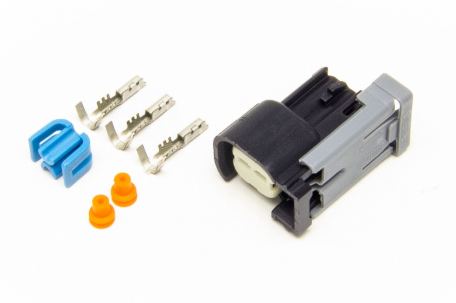 EV6 Injector Connector - Single Connector Kit By Painless Performance