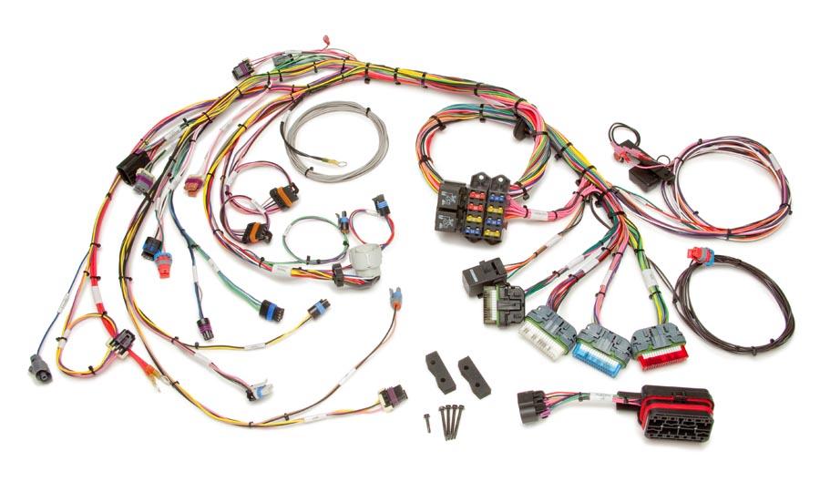 1996-99 GM Vortec 5.0 & 5.7L V8 (CMFI) Harness Extra ...