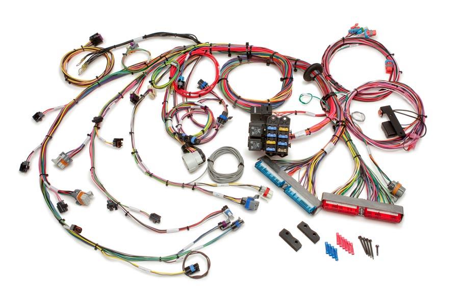 1998 2004 gm ls1 ls6 efi harness vats removed ecm painless rh painlessperformance com
