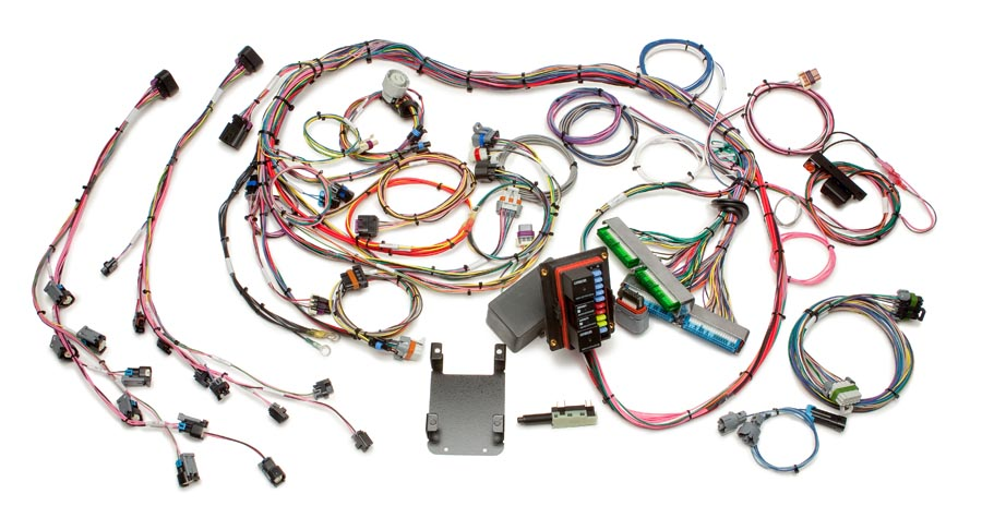 1999-2006 GM Gen III 4.8/5.3/6.0L EFI Harness - Throttle by Wire | Painless  PerformancePainless Wiring