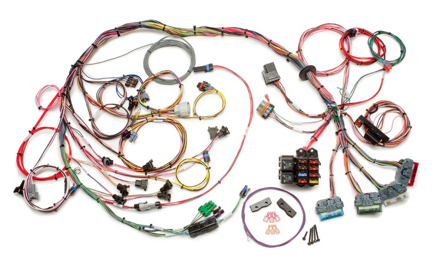 Admirable 1992 97 Gm Lt1 Harness Std Length Painless Performance Wiring 101 Swasaxxcnl