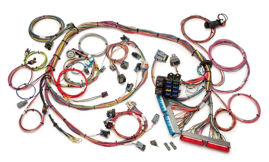 2005 2006 gm ls2 efi harness throttle by wire painless performance rh painlessperformance com