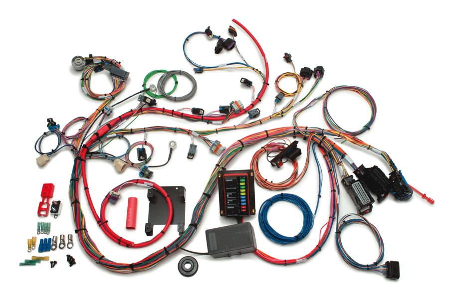 Awesome 2007 2012 Gm Gen Iv 4 8 6 2L Efi Harness Throttle By Wire Wiring 101 Capemaxxcnl