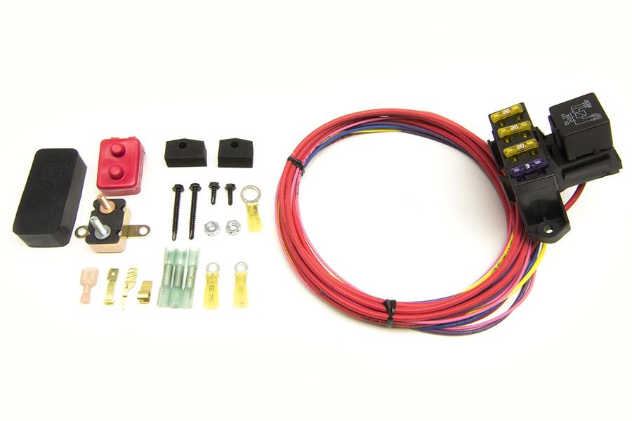 cirkit boss fuse block 3 circuits w/p 1 constant 2 ign