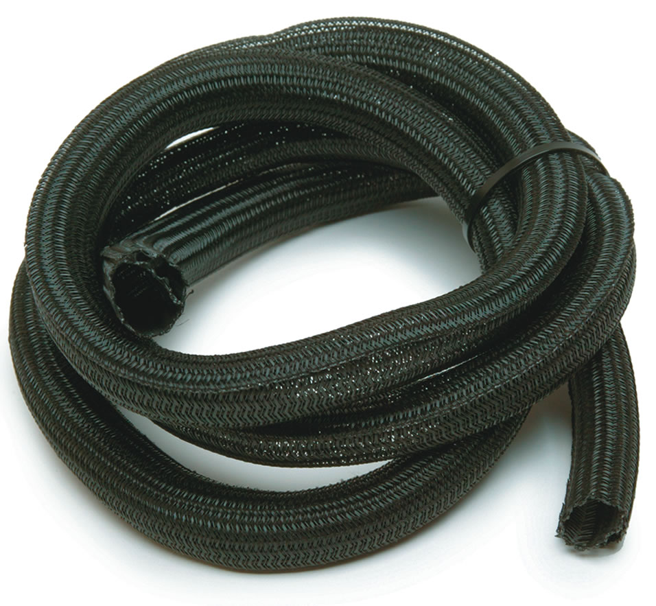 3/4 inch PowerBraid Split Braided Sleeving (6 ft.) By Painless Performance