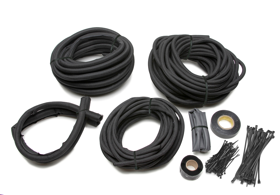 2nd Gen Camaro ClassicBraid Kit By Painless Performance