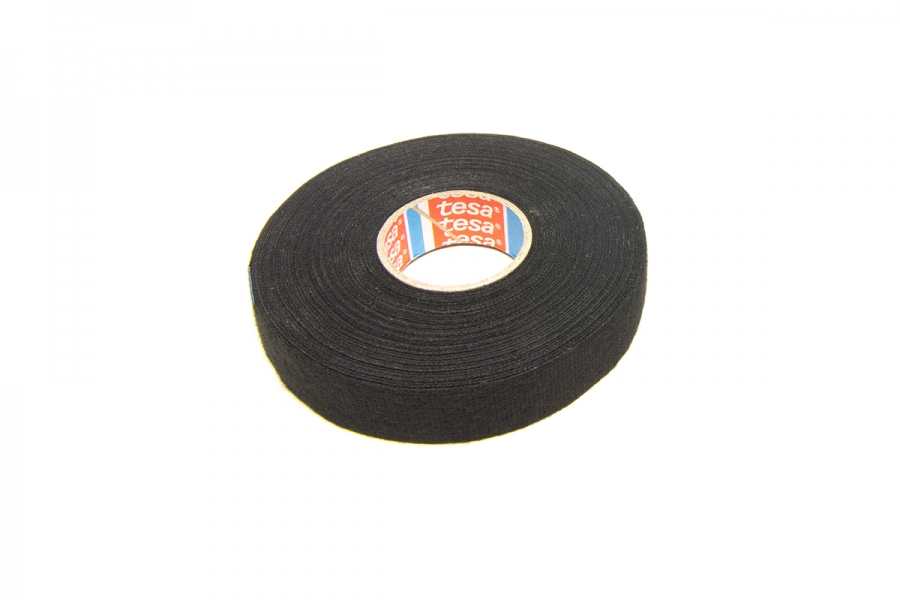 Fleece Tape (Blk) 3/4