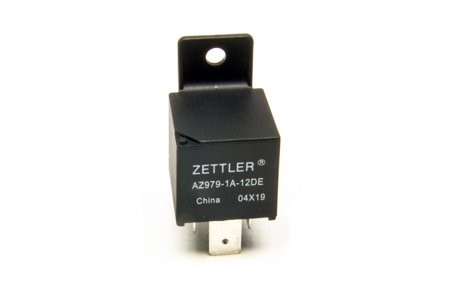 Replacement Heavy Duty SPST Relay (70 amp) By Painless Performance